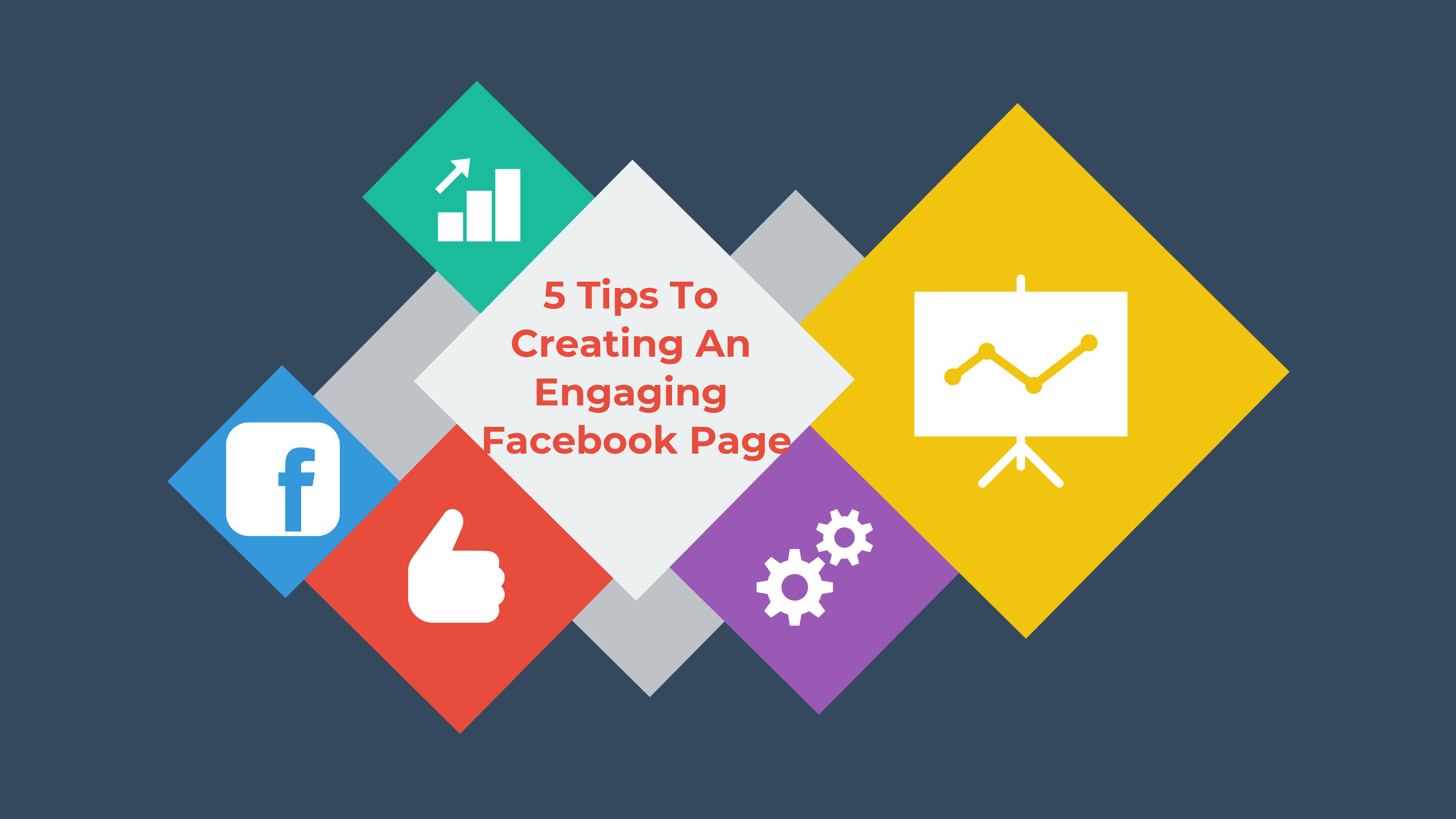 Create an Engaging Facebook Business Page With These 5 Tips -
